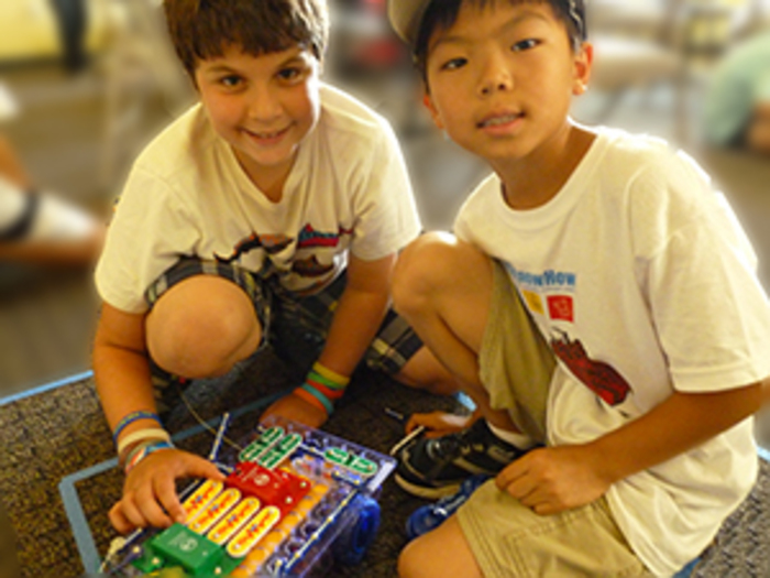 TechKnowHow LEGO and Technology Summer Camps